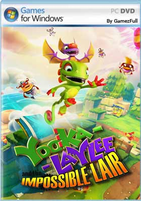 Descargar Yooka-Laylee and the Impossible Lair pc mega y google drive /