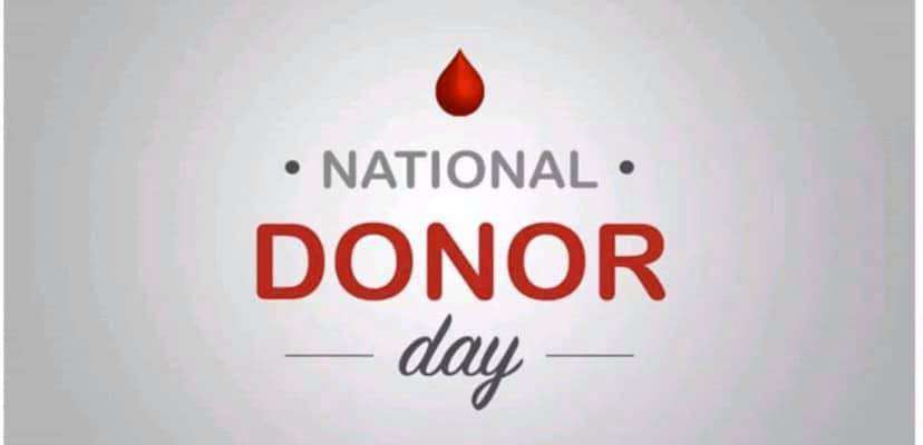 National Donor Day Wishes Awesome Images, Pictures, Photos, Wallpapers