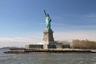 Estátua da Liberdade terá controle de visitas para evitar o excesso de turistas