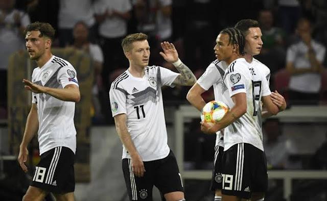 تشكيل ألمانيا ضد بيلاروسيا عبر سوفت سلاش