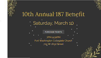 10th Annual 187 Benefit