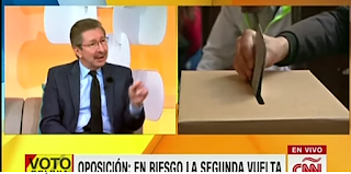 BERZAIN: CNN. Fraude electoral en Bolivia. Evo Morales Dictadura Electoralista
