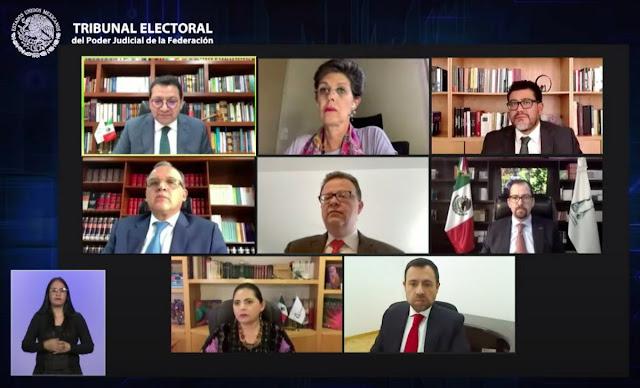 Ordena el TEPJF el recuento total de los votos de la elección para la gubernatura de Campeche