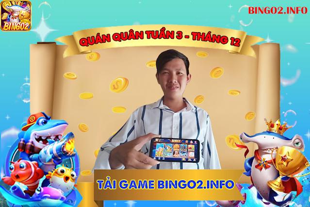 Quán quân bắn cá Bingo2