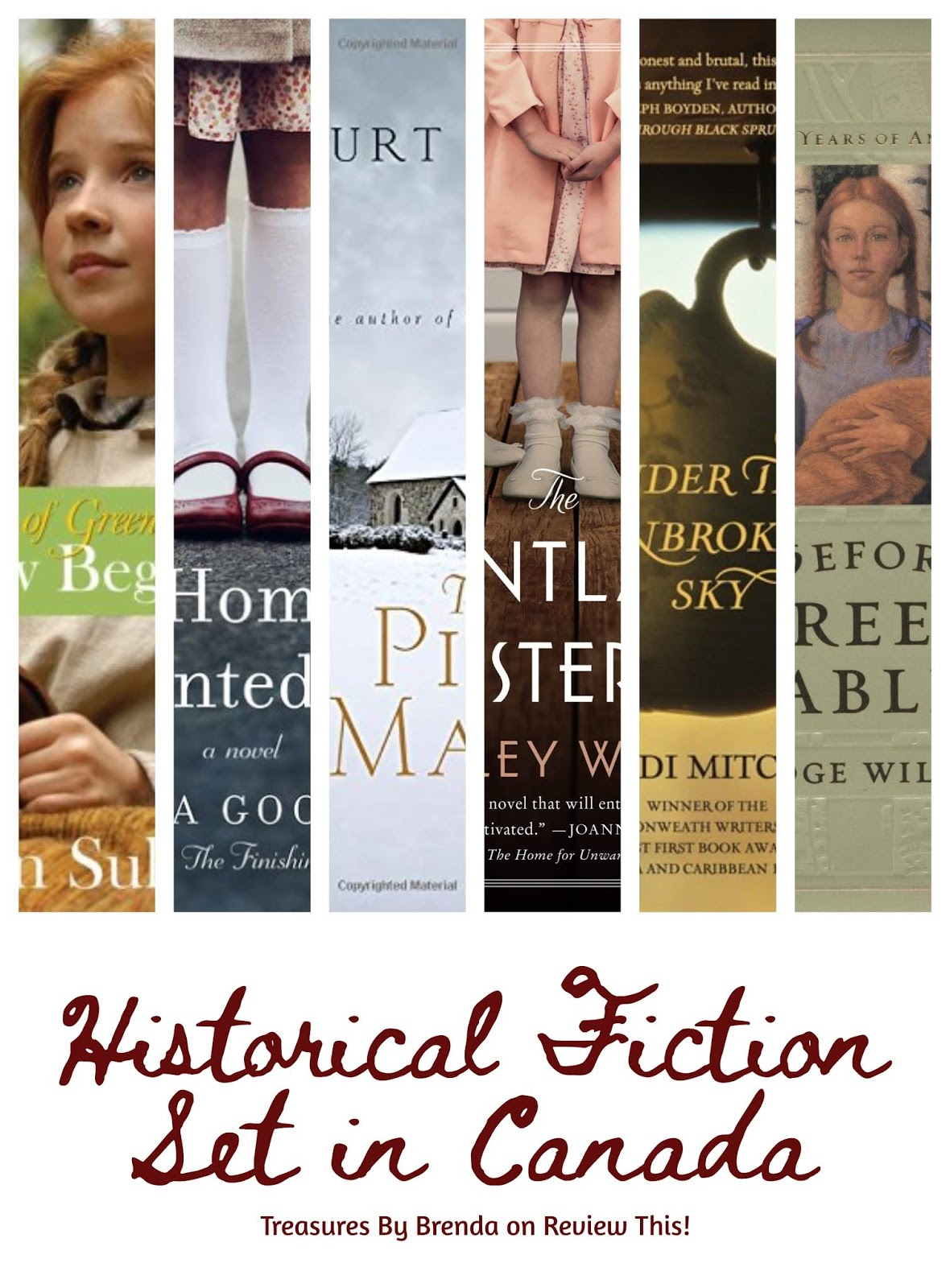 Six Historical Fiction Books Set in Canada