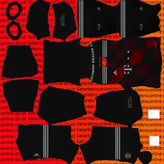 fc bayern muenchen 20/21 dls 20 kit