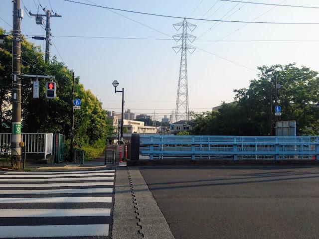 神田川 井の頭通り