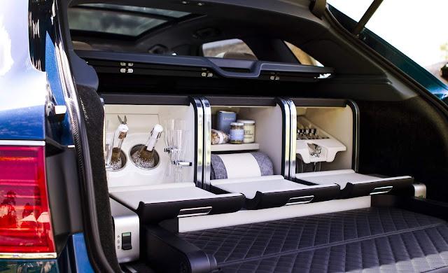 Bentley Benttayga atinge a marca de 20.000 produzidos
