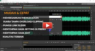 memperbaiki audio mp3