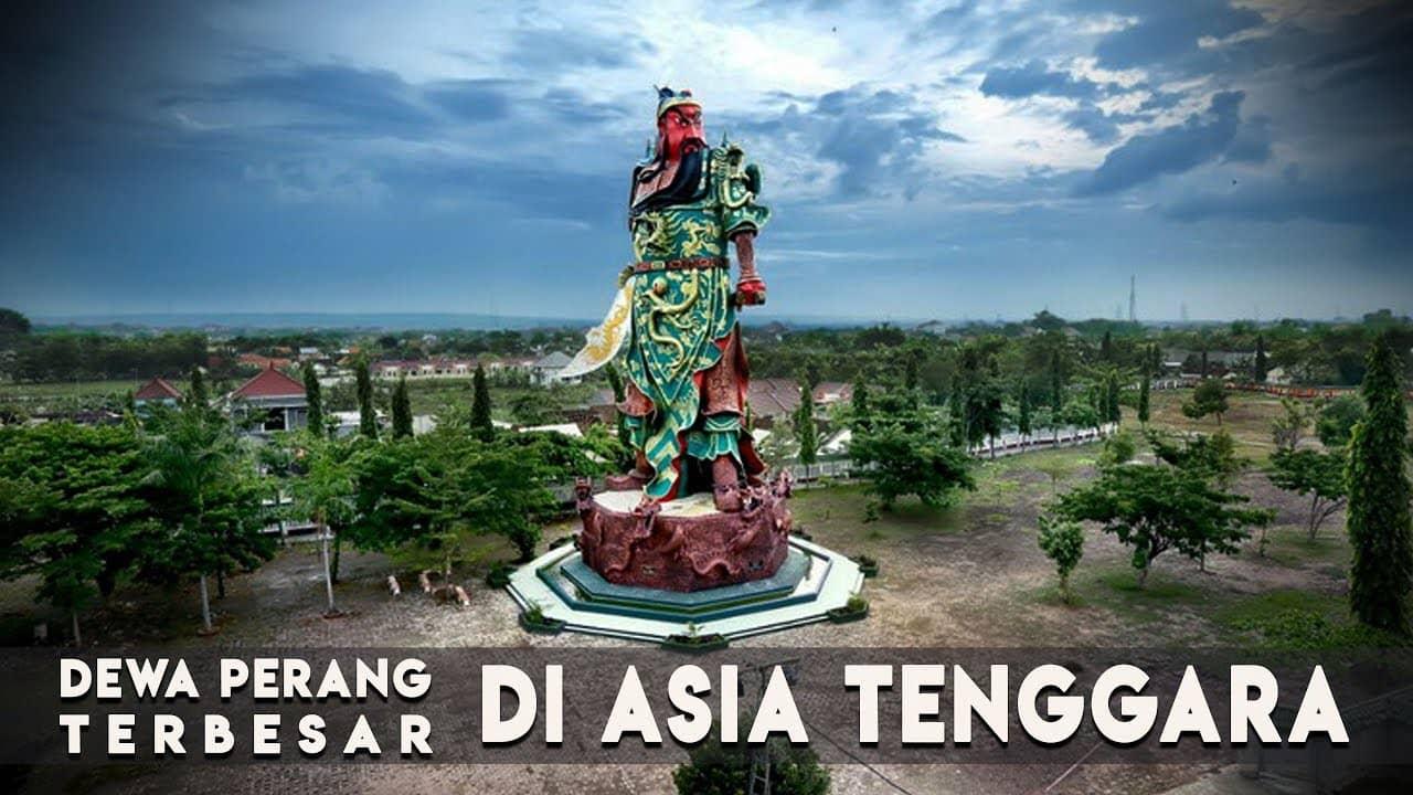 Ini Dia Klenteng Terluas di Asia Tenggara Yang Ada di Jawa Timur