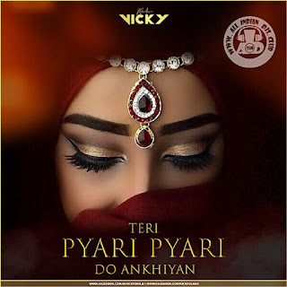 Pyari Pyari Do Ankhiyan | Dj Vicky Bhilai | Dj songs | AIDC | ALL INDIAN DJS CLUB