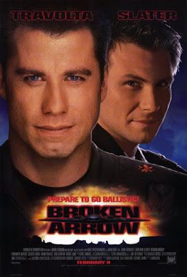 Broken Arrow Poster