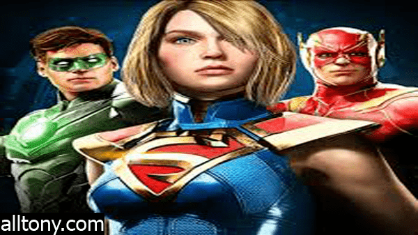 تحميل لعبة القتال والأكشن Injustice 2 للأيفون والأندرويد