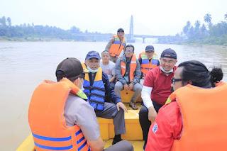 Uji Kemaritiman Masa Lalu pada Pelayaran Singkat Sutan Riska di Batanghari