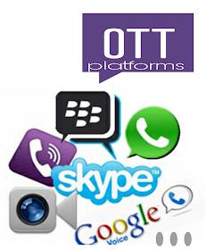 Ott services, plays, platform
