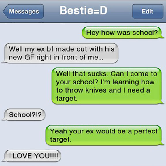 Funniest Text Messages of All Time