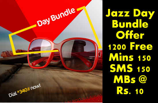 Jazz Day Bundle Offer Complete Info