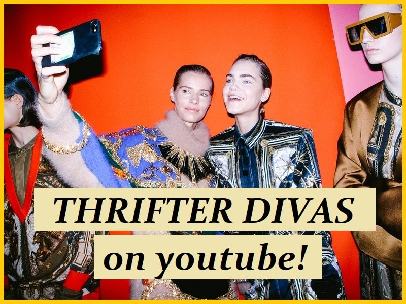 6 Thrift Youtubers You Must Watch if you are a Broke Ass Fashionista