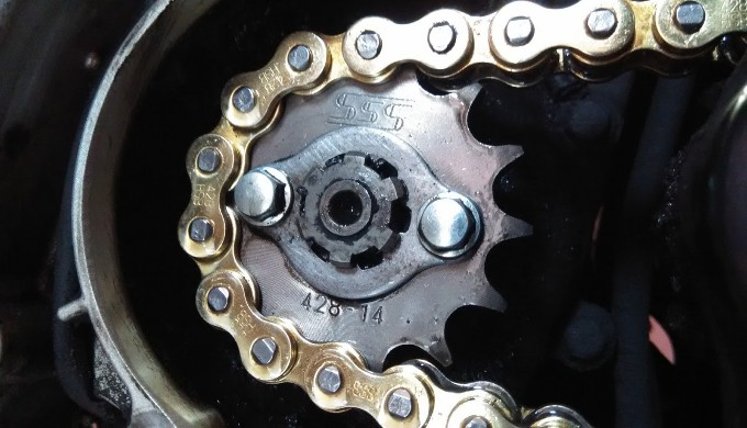 Ini Alasan Mengapa Gir dan Rantai Sepeda Motor Perlu di Ganti