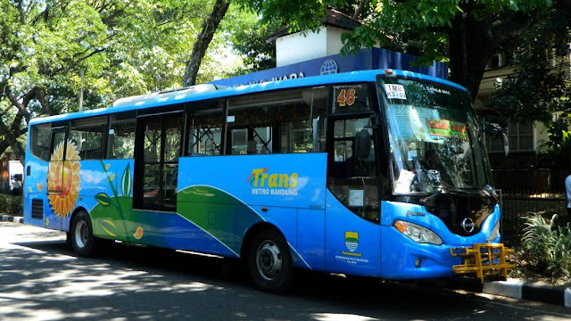trans metro bandung transportation