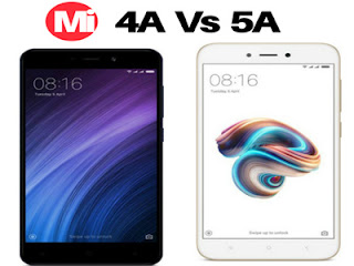 compare redimi 4a and 5a