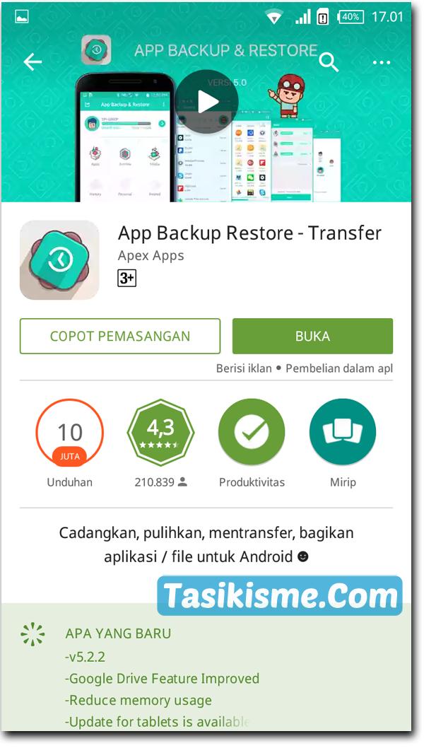 merubah aplikasi jadi apk di android