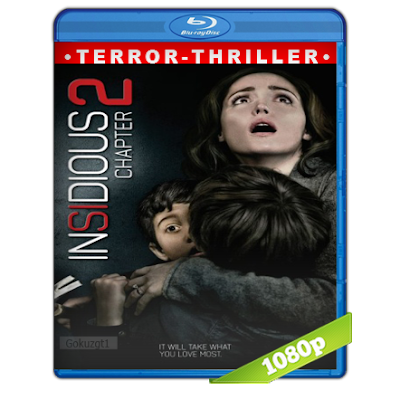 La Noche Del Demonio Capitulo 2 (2013) BRRip Full 1080p Audio Trial Latino-Castellano-Ingles 5.1