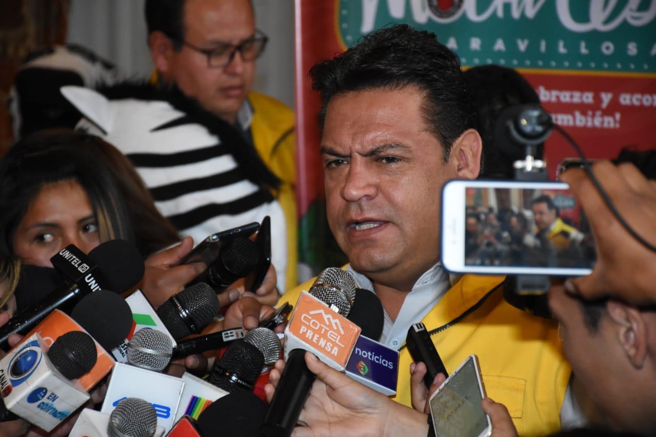 Revilla analizó el pedido de renuncia colectiva que hizo la presidenta Áñez / SOLBO