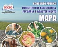 Concurso MAPA 2017