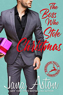 The Boss Who Stole Christmas by Jana Aston- Njkinny recommends this RomCom