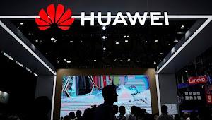 Bisnis Huawei Tumbuh Meskipun Diblacklist Trump