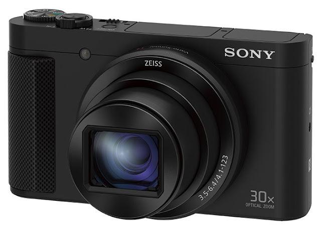Fotografia della Sony HX80