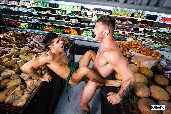 Big Cock \ Clean Up on Aisle 69 – William Seed & Ty Mitchell