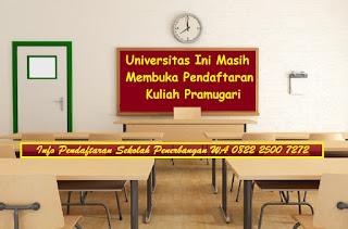 Universitas Ini Masih Membuka Pendaftaran Kuliah Pramugari