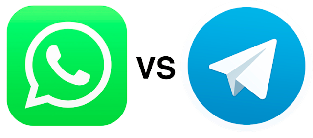 WhatsApp vs Telegram — Which one to use and why