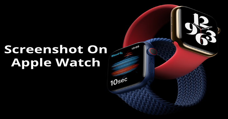 How To Take A Screenshot On Your Apple Watch?