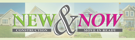 Move In Ready New Construction Homes