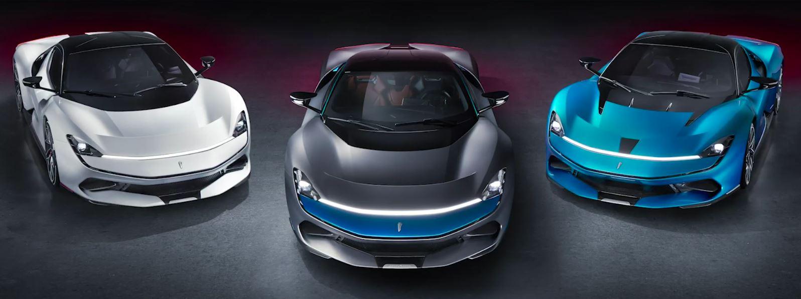 Hypercar Battista By Mahindra Mahindra Group Of Companies Pininfarina Set The Benchmark Electric Vehicles India