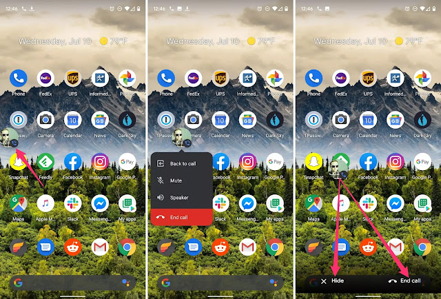 The Bubbles Feature On Android 10, Android Q best features