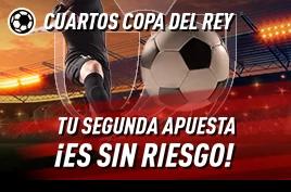 sportium Promo Copa del Rey 2-4 febrero 2021