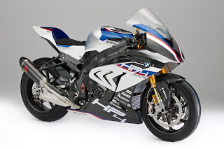 BMW HP4 Race (2017) Front Side