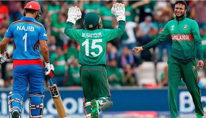 Afghanistan, Bangladesh national T20