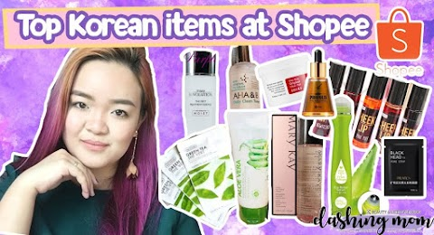 10 Korean Beauty must-haves from Shopee