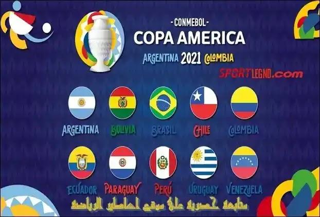 كوبا امريكا 2021,كوبا امريكا,بطولة كوبا امريكا 2021,كوبا اميركا 2021,نتائج مبارات تصفيات كاس العالم امريكا الجنوبية,مباريات كوبا امريكا 2020,مباريات كوبا أمريكا 2021,مواعيد مباربات كوبا امريكا 2021,نتائج مباربات اليوم كوبا امريكا,مباريات كوبا امريكا,جدول مباريات كوبا امريكا,جدول المباربات كوبا امريكا 2021,ترتيب مجموعات كوبا امريكا 2021,مباريات كوبا أمريكا,كوبا امريكا 2021 والقنوات الناقله,موعد بطولة كوبا امريكا 2021,نتائج مباريات اليوم,كوبا أمريكا,كوبا أمريكا 2021,نتائج مباريات كوبا امريكا