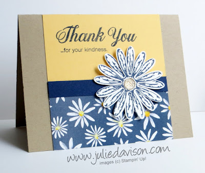 Stampin' Up! Delightful Daisy ~ Daisy Delight ~ 2017-2018 Annual Catalog Sneak Peek ~ www.juliedavison.com