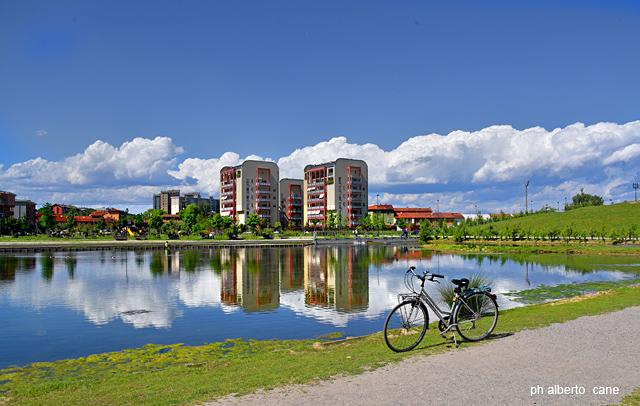A zonzo in bici ai margini di Milano