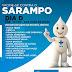 """""""Dia D"""": Equipes de saúde intensificam vacinação contra o Sarampo neste sábado (15)"""