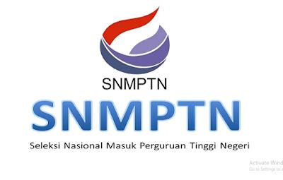Cara Daftar di Portal LTMPT untuk SNMPTN Tahun 2020 Lengkap Dengan Jadwal Pendaftaran SNMPTN