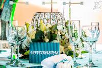 festa de formatura em psicologia pela pucrs realizada em porto alegre no salão magnólia do di basi casa de eventos com decoração linda em azul tiffany e branco por fernanda dutra eventos cerimoialista e decoradora de eventos em porto alegre