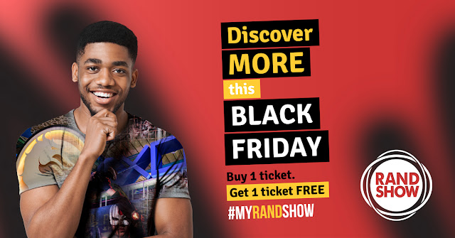 @RAND_SHOW #BlackFriday Discover #MyRandShow for Less
